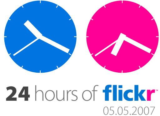 Flickr 24 hours