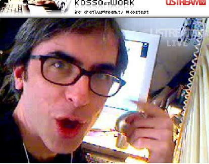 Kosso on ustream
