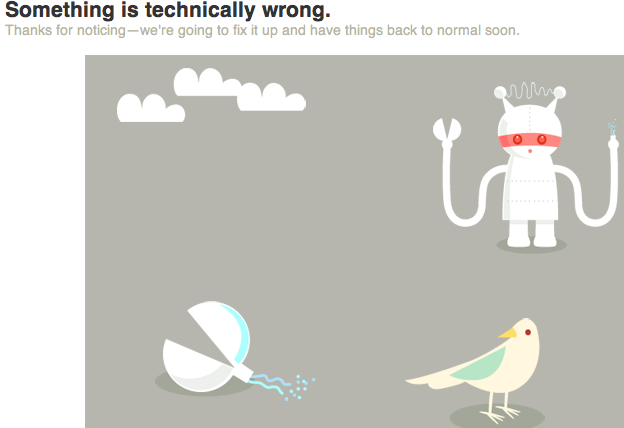 Twitter Error Graphic