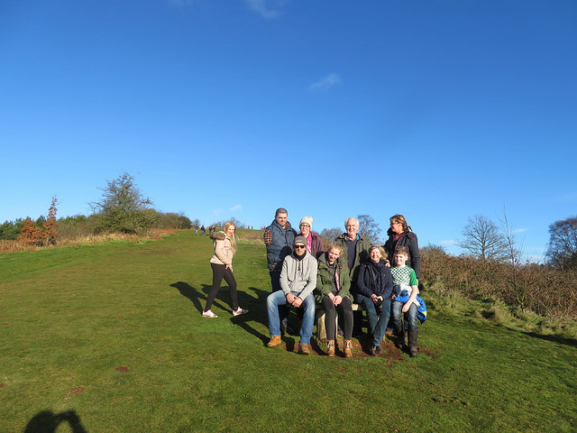 Family at Clent