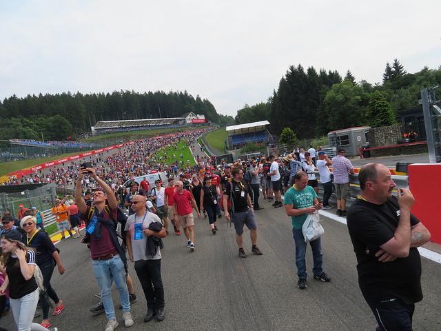 Spa F1